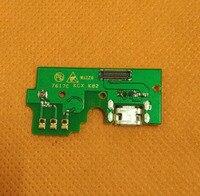 Usado original usb plug placa de carga para homtom ht20 mtk6737 quad core hd 1280x720 frete grátis