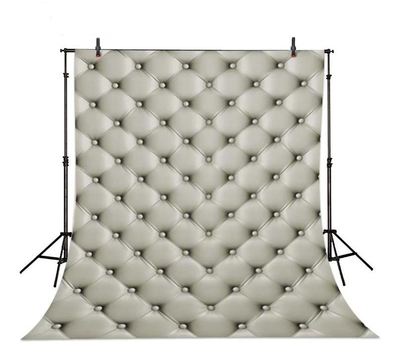 Серый диван хохолком стены Фоны винила высокого качества Ткань Компьютер Отпечатано партии фоны