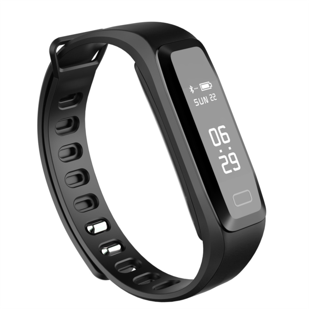 HESTIA M5 Smartband Pedometer Fitness Heart Rate Tracker Blood Pressur Smart Band Waterproof Wristband Sleep Monitor