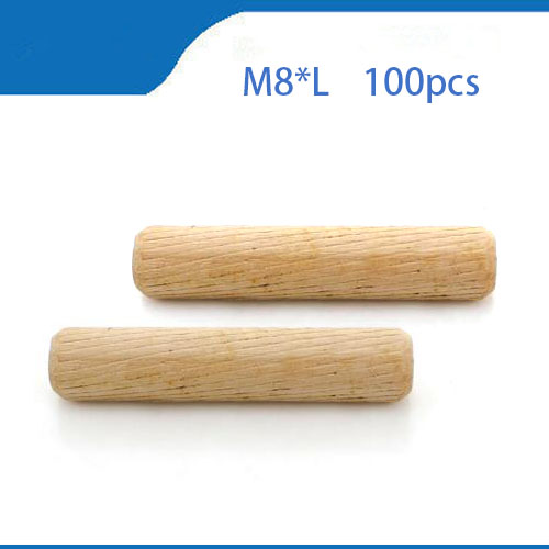 dowel pin cavilha 100pcs Per Lot Twill 8mm Diameter Hardwood Round Furniture Fitting Wood Dowel Pindowel pin cavilha 100pcs Per Lot Twill 8mm Diameter Hardwood Round Furniture Fitting Wood Dowel Pin