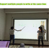 High quality powerful software Oway Manufacturer Portable Interactive Whiteboard education teaching tools children board