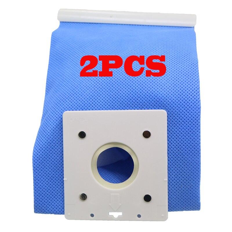 2 шт/комплект вакуумный мешок для пыли Замена для samsung VC-6025V SC 4142 SC5482 SC4180 SC4141 SC61B3 VC-6013 sc5491 sc6161 RC-5513n