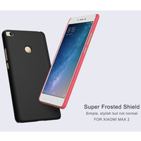 10pcs Lot Wholesale NILLKIN Super Frosted Shield Case For Xiaomi Mi Max 2 Max2 PC Plastic