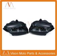 Motorcycle Front Light Headlight Head Lamp For HONDA CBR600 CBR 600 2007 2008 2009 2010 2011 2012 07 08 09 10 11 12