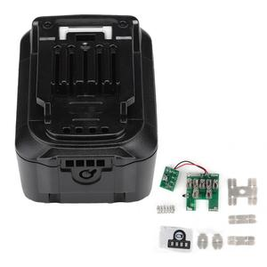Image 4 - New Battery Case Dual Protection Board for Makita BL1021B 10.8V 12V Lithium ion Battery Case Dual Protection Board Replacement