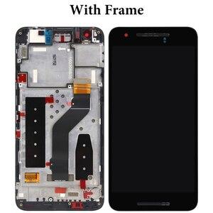Image 4 - Cho Nexus 6P Màn Hình LCD 5.7 Inch Mới Thay Thế Bộ Số Hóa Màn Hình Với Hình Cảm Ứng Cho Nexus 6P