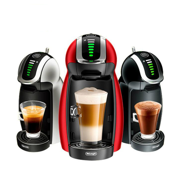 1L Household Automatic Capsule Coffee Machine 220V 1500W Intelligent Italian Capsule Coffee Machine EDG 466 1 pc 220v en550 home automatic capsule coffee machine 19bar intelligent touch screen control capsule coffee machine