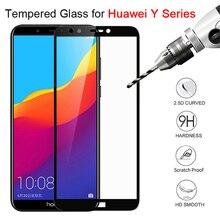 For Huawei Y6 Prime 2018 Glass for Huawei Y5 Prime 2018 Y3 Y