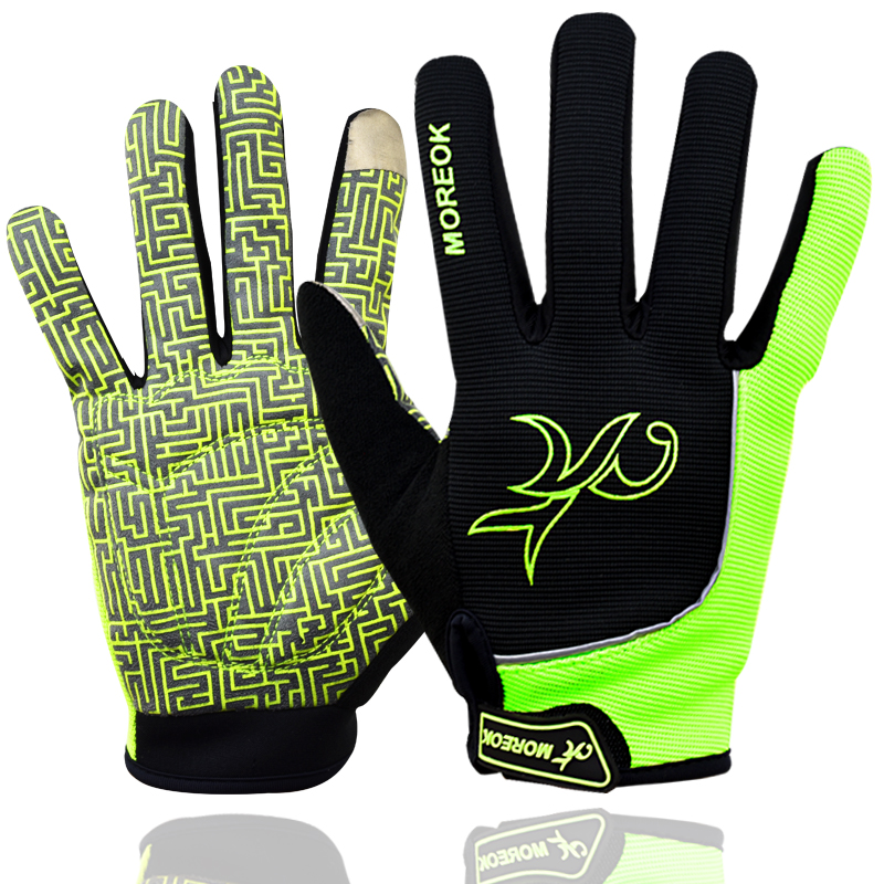 Cycling Gloves Full Finger Road Mountain MTB Bike Bicycle Touchscreen Gloves