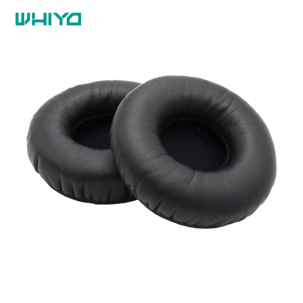 Whiyo 1 pair of Sleeve Replacement Ear Pads Cushion Cover Earpads Pillow for <font><b>Philips</b></font> SHB5500 SHL8805 Headphone SHB <font><b>5500</b></font> shl 8805 image