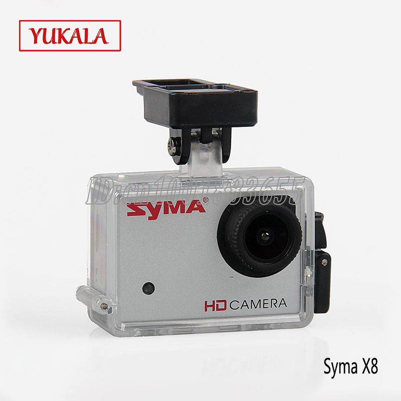 Original Syma X8C X8W X8G UAV <font><b>Drone</b></font> WIFI <font><b>FPV</b></font> real-time transmission RC Quadcopter 2MP 3MP 8MP <font><b>camera</b></font> HD clip helicopter image