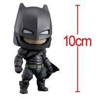 C F Mini Batman Anime Action Figure Toys 628 The Dark Knight Bruce Wayne 10 CM