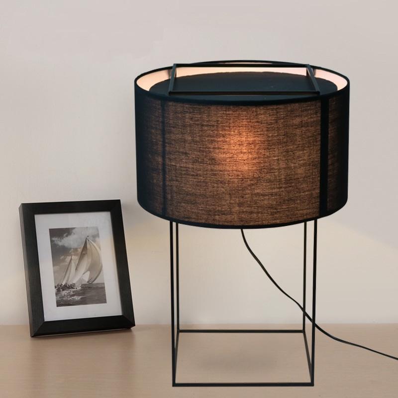 lmpara de tabla del arte del pao lmparas de mesa moderna sala de estar estudio lmpara de noche dec