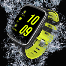 GV68 Smart Watch IP68 waterproof Summer Swim Wristwatch Sync Phone Call Notification pushing Smartwatch Heart Rate Monitor