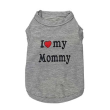 "2 Colors -Soft Summer ""I Love My Mommy and Daddy"" Sphynx Cat t-shirt"