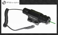 Toptan 3 adet Vektör optik Taktik Yeşil Lazer Nokta Görme Görünür IŞıN Lazer Pointer için Çekim Avcılık