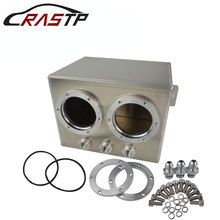 RASTP-1 Set 3L Aluminum Dual Bill Fuel Surge Tank Without 044 Fuel Pump RS-OCC025