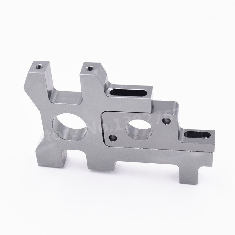 RC Car Motor Mount Holder For 1/8 Scale Models Hobao ST/ST RTR PRO Truck Nitro Power Change Brushless Electric EP Vehicles