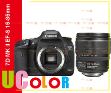 Canon EOS 7D Mark II DSLR Camera Body with EF S 15 85mm f3 5 5