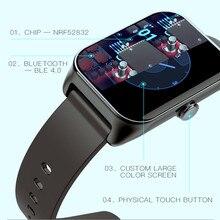 Купить с кэшбэком IP67 Waterproof Smart Watch with Music control Heart Rate Monitor Multi-sports modes Wristband Men Sport Smartwatch