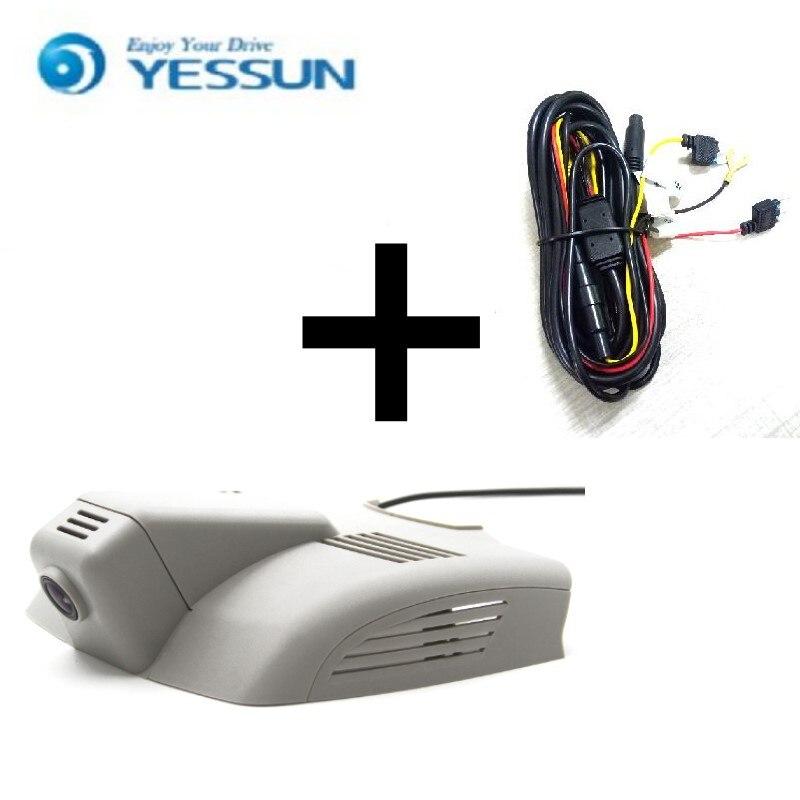 YESSUN pour Mercedes Benz E W212 W207 C207 Voiture DVR Mini Wifi Caméra Conduite Enregistreur Vidéo De Voiture Registrator Dash Cam