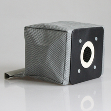 1 шт. моющийся универсальный пылесос тканевый пылезащитный мешок для Philips Bosch LG Haier samsung пылесос мешок многоразовый 11×10 см