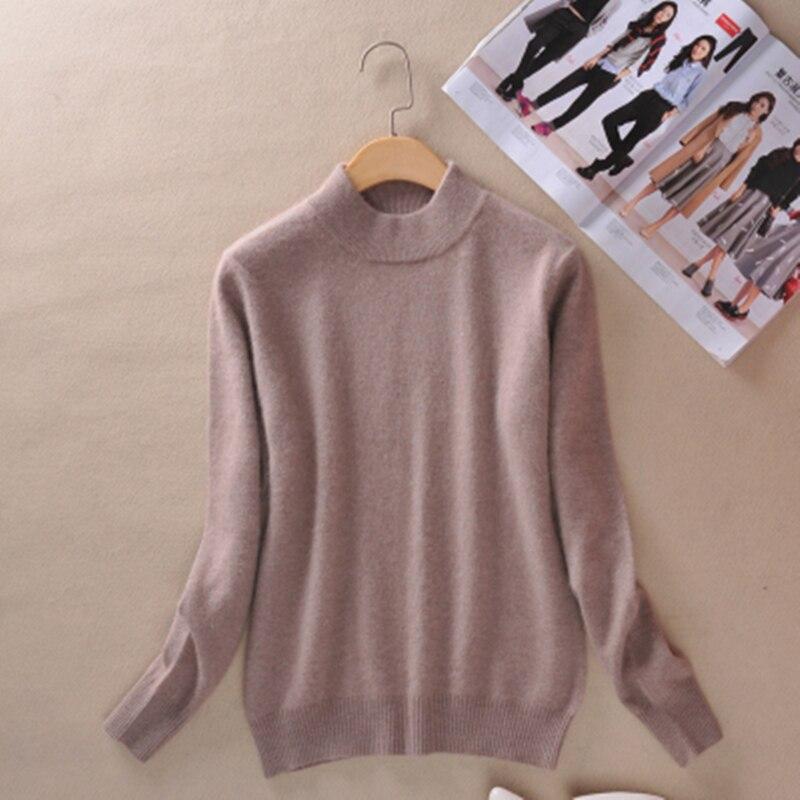 Roze Wollen Trui.Lhzsyy 2016 Nieuwe Merk Vrouwen Trui Wollen Trui Plus Size Dunne