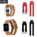 Original HOCO Double Buckle Bracelet Genuine Leather Watch Band For Apple Watch Series 2 & Apple Watch iWatch Strap 42mm 38mm