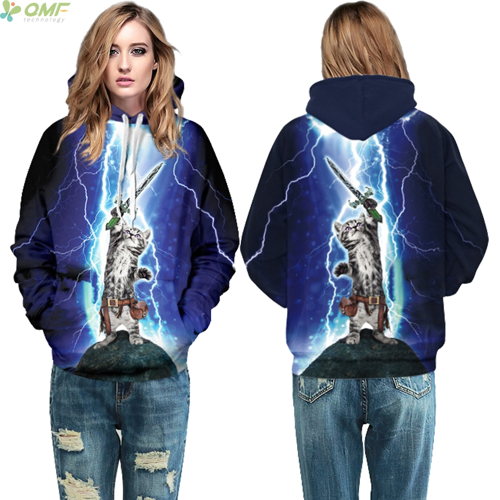 Hipster Frauen Mode Us 23 7 Galaxy Katze Sweatshirts Pullover Mode Frauen Mit Kapuze Tops Raum Kitty Paare Hoody Hip Hop Hipster Hoodies Oberbekleidung Unisex In Galaxy