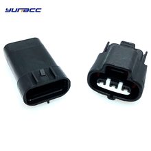 2Sets 3Pins Female Male Auto Connector 6189-0099 90980-10841 For VSS Toyota 1JZ 2JZ Map Sensor