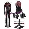 2016 Movie Superhero Daredevil Matt Murdoc Cosplay Costume Custom Made Full Suit Any Size