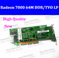 Nova marca Sapphire ATI Radeon 7000 64 M DDR TVO LP Radeon 7000 64 M PLACA de VÍDEO AGP