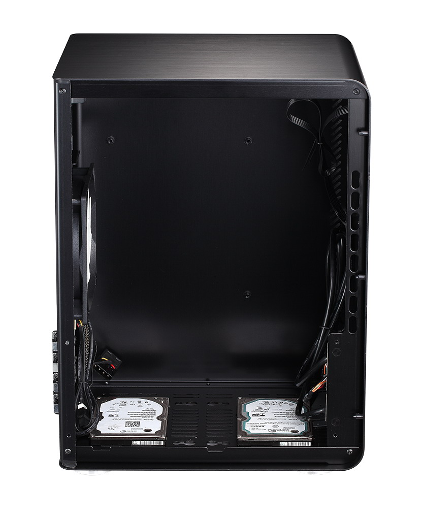 HTPC MATX Mini case, aluminum computer case, USB3.0 *2, Home theater computer Jonsbo U3, V4 V2 V3+ U1