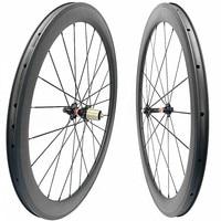 carbon road wheels clincher 60x23mm NOVATEC A271SB/A372SB hubs 20/24 tubular 60mm carbon wheels bickes wheelset 1420 spokes