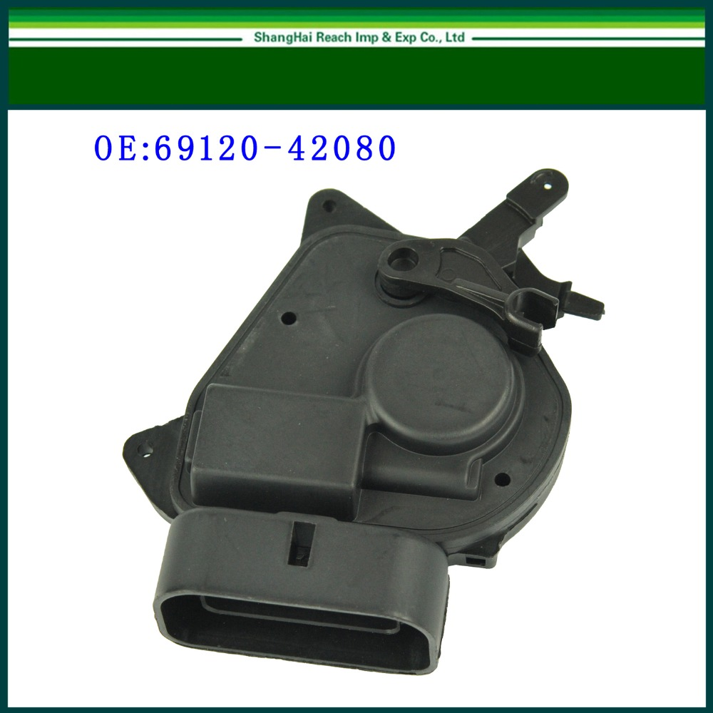 e2c Front Left Driver Side Power Door Lock Actuator For Toyota Rav4 2000 2005 OE 6912042080