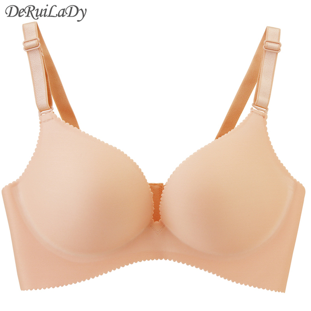 Adjustable Women Bra Seamless Underwear Push Up Bra