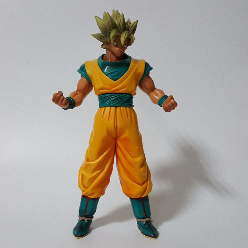 Dragon Ball Figure Son Goku Figure Songoku Msp Super Saiyan Figure Pvc 280mm Dragon Ball Z Action Figure Dbz Dragonball Z Toys & Hobbies