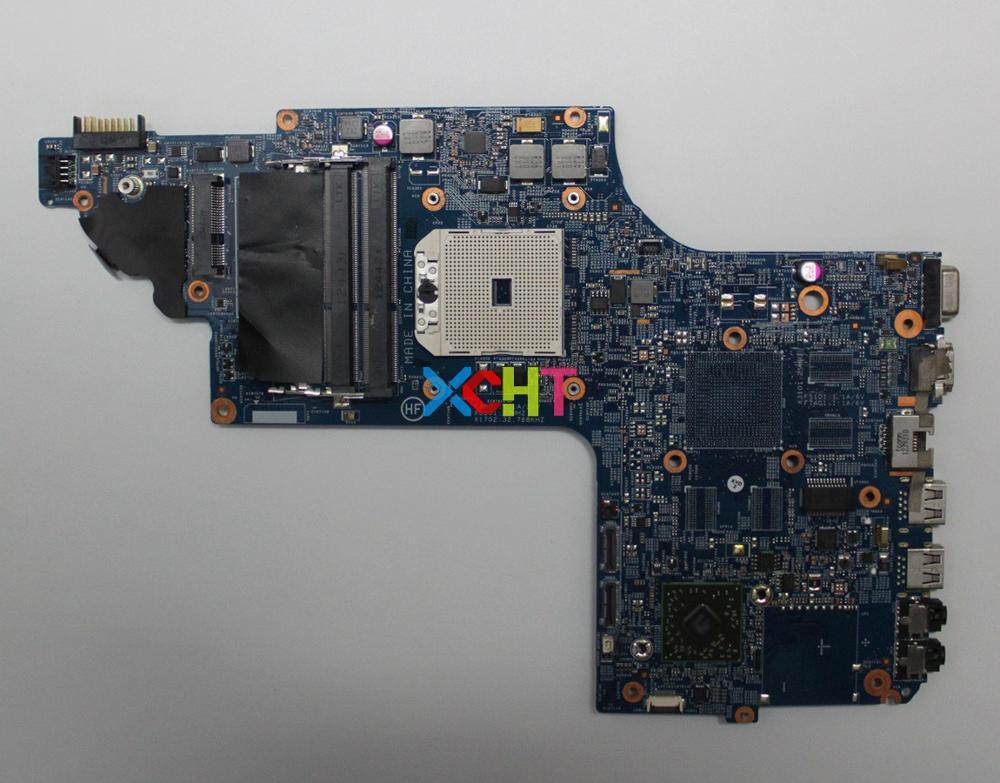 XCHT per HP Pavilion DV6 DV6Z DV6-7000 DV6Z-7000 Serie 682180-001 DDR3 A70M Scheda Madre Del Computer Portatile Testato e Lavoro PerfettoXCHT per HP Pavilion DV6 DV6Z DV6-7000 DV6Z-7000 Serie 682180-001 DDR3 A70M Scheda Madre Del Computer Portatile Testato e Lavoro Perfetto