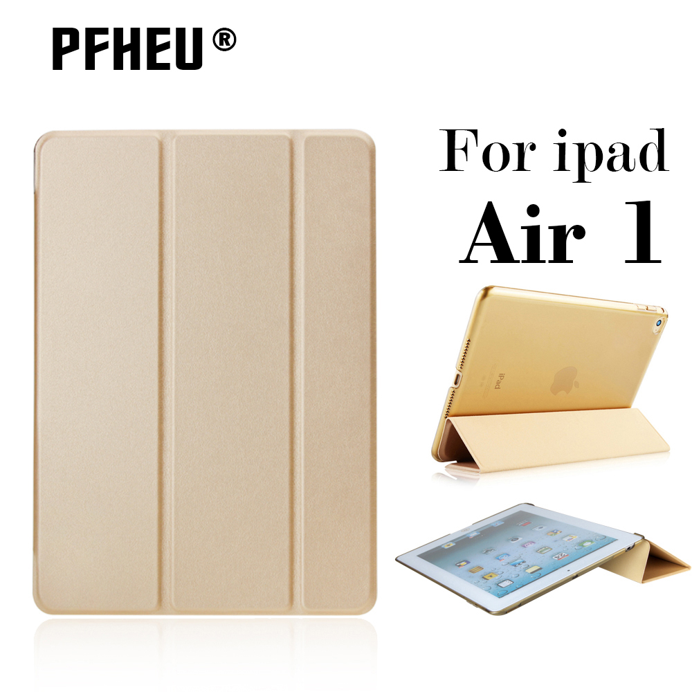 все цены на Fashionable PU Leather Tablet Smart Case Cover Ultra Slim Designer For Apple iPad Air 1 iPad5 Air1 Retina