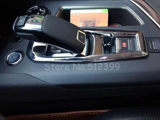 for peugeot 3008 gt 2016 2017 2018 car interior gear shift frame