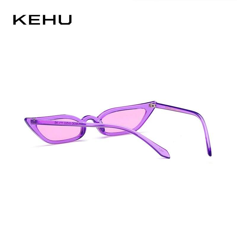 KEHU New Fashion Katzenaugen-sonnenbrille Frauen Kleinen Rahmen ...