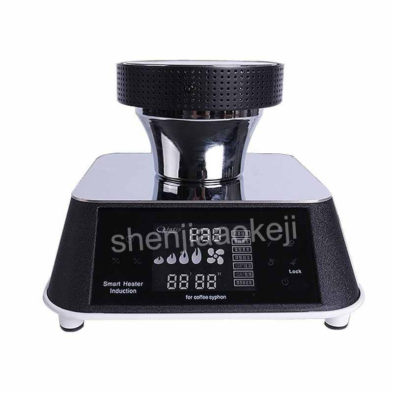 Electric Convection Oven Infrared Furnace Portable Coffee Heater Syphon Coffee Pot Heater Stove Electromagnetic Heating Furnace