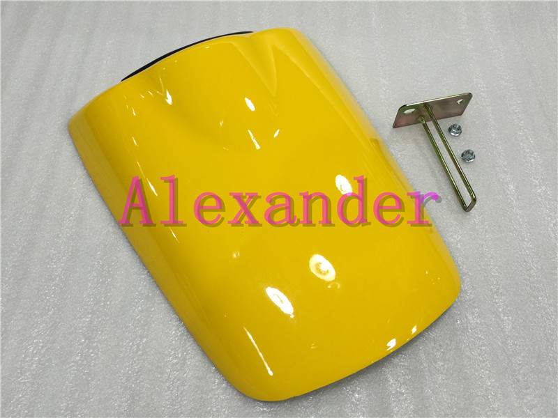 Yellow Rear Seat Cover Cowl Solo Seat Cowl Rear For Honda CBR 900 RR 929 2000 2001 Cbr Rr CBR900R CBR900 R R CBR929 Cbr929