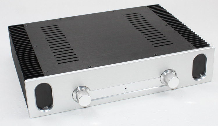 все цены на YJ WA95 Class A aluminum amplifier enclosure tube amplifier chassis DAC chassis aluminium enclosure preamplifier chassis онлайн
