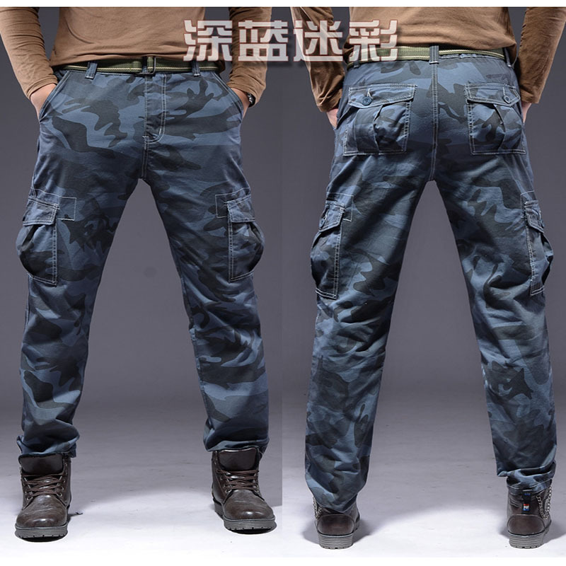 Aliexpress.com : Buy New 2015 Military Army Camouflage Cargo Pants ...