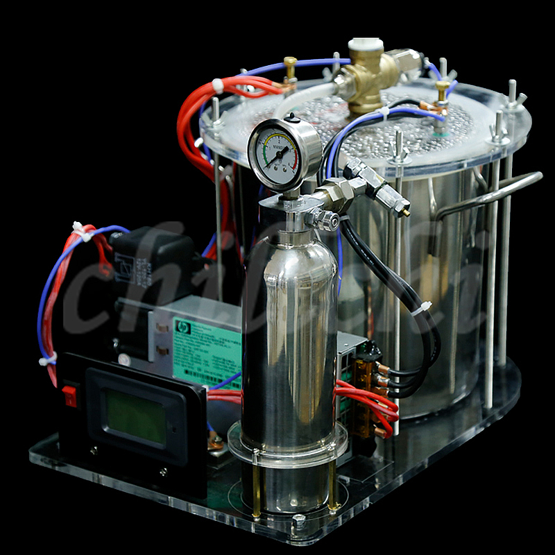 Big Power 1000W Electrolytic water machine, the principle of heating  processing, science experiment equipment