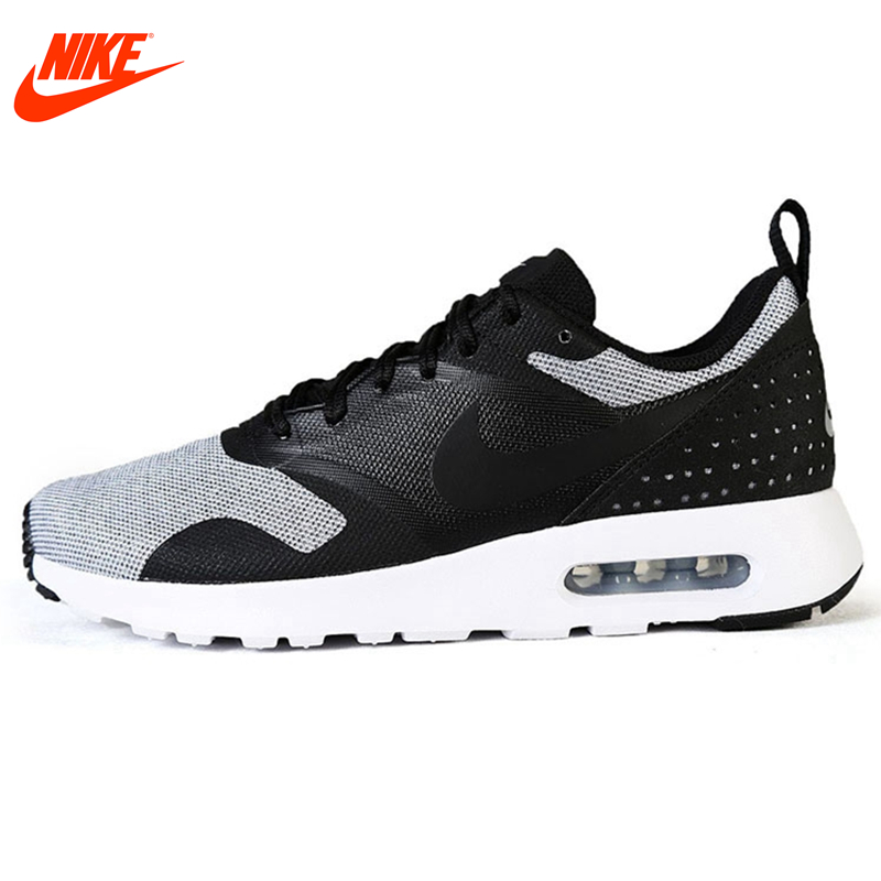 Original Official NIKE AIR MAX Men's Breathable Running Shoes Sneakers Sports Male Mesh Brand Design Athletic Quality Shoes original nike sneakers breathable air max motion lw women s running shoes beginner summer air mesh sports sneakers women shoes