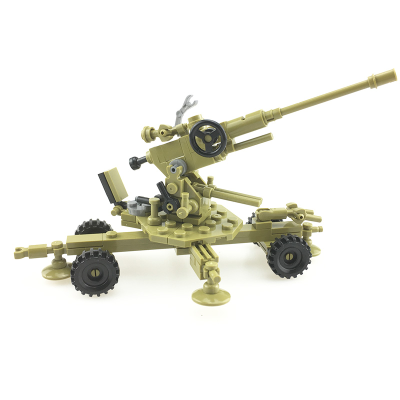 building Soldiers Military weapons 10
