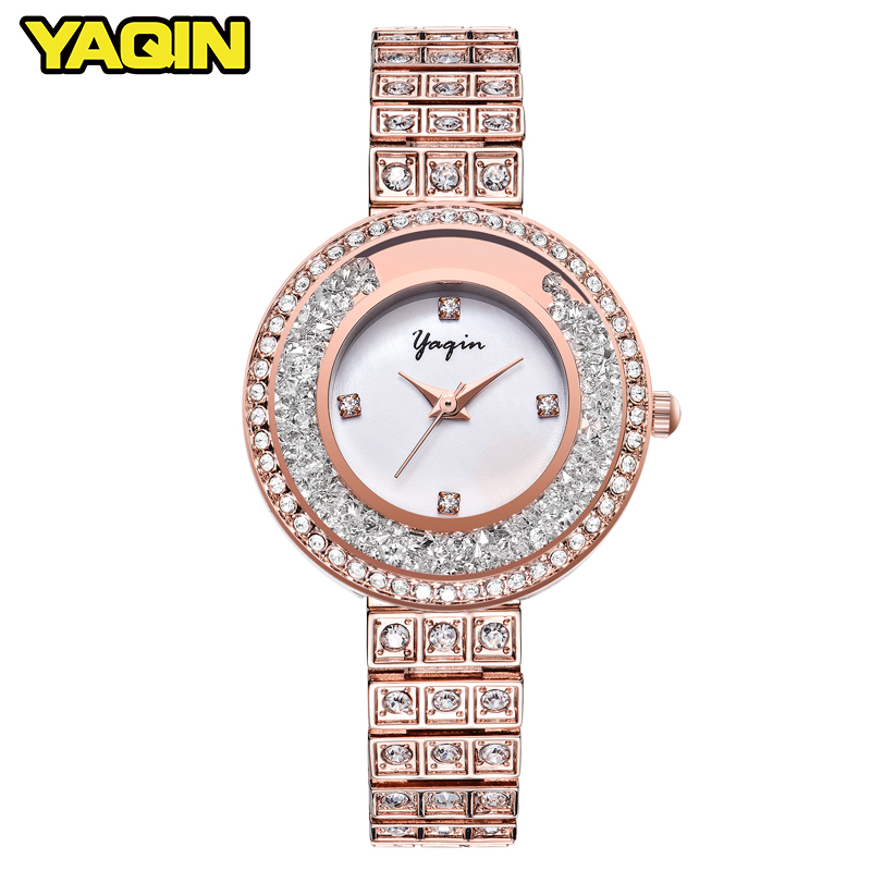 New Luxury Rhinestone Women Watch Fashion Quartz Ladies Colck Relogio Feminino Montre Femme Reloj Mujer Woman Bracelet Watches new luxury rhinestone watch women watches ladies watch girl cute bracelet watches hour montre femme relogio feminino reloj mujer