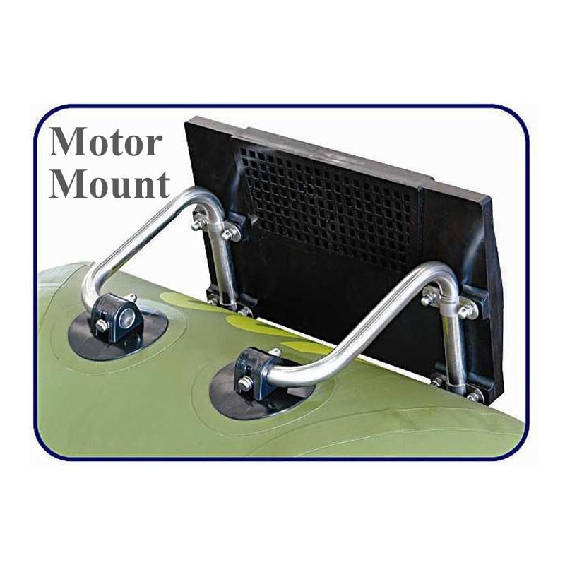 Mordor montaje raqueta sólo para pvc inflable barco de pesca motor de fijador de barco no incluido sólo montaje B0082 - 3